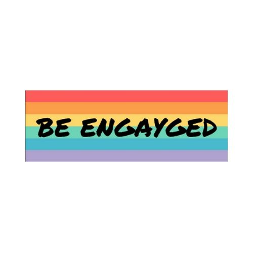 Be EnGayged Logo