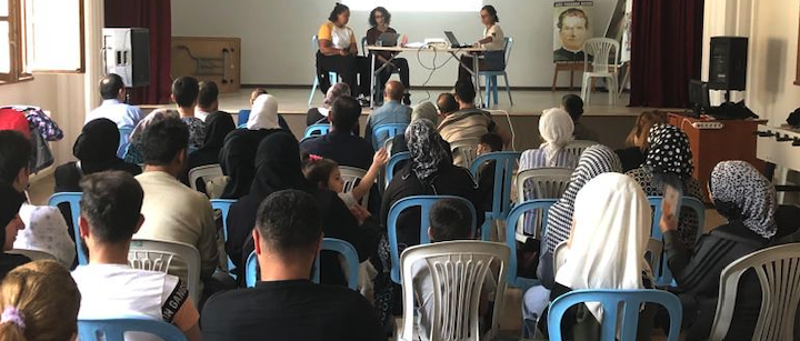 Global Refugee Forum Project Highlight